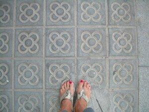 Street & Feet