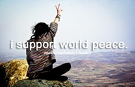 World Peace Supporter