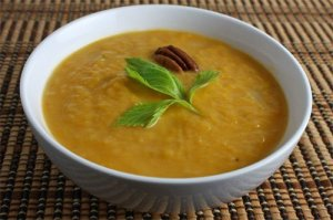 Sweet Potato Soup 500