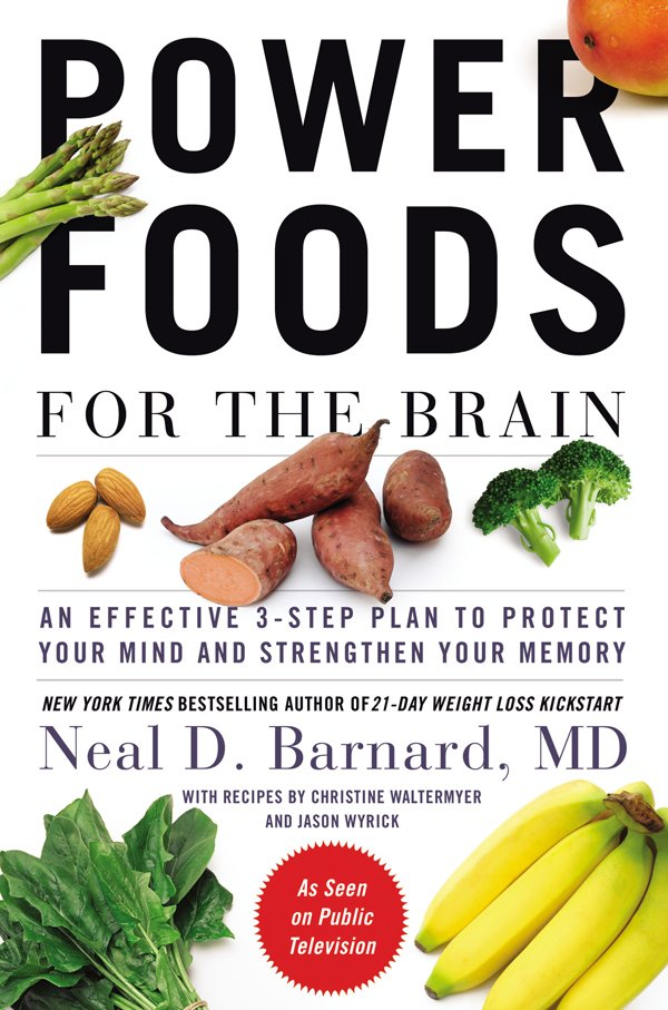What Foods Are Good For The Brain And Memory