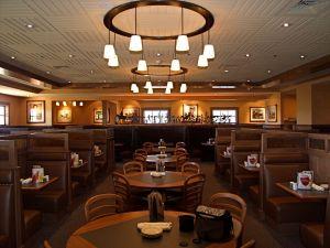 Black Angus Steakhouse Dining Rick Merrill & David Stoecklein Art Chandler Arizona