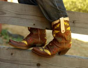 Butterfly Boots