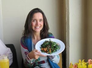Kale Salad & Me