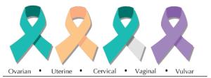 Gyne-Cancer-Ribbons-Logo