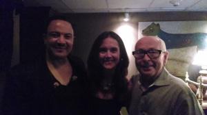 Darryl, me & Greg