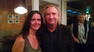 Joe Walsh & me