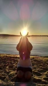 Sunset & Me I