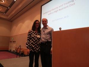 Dr. Fuhrman & me