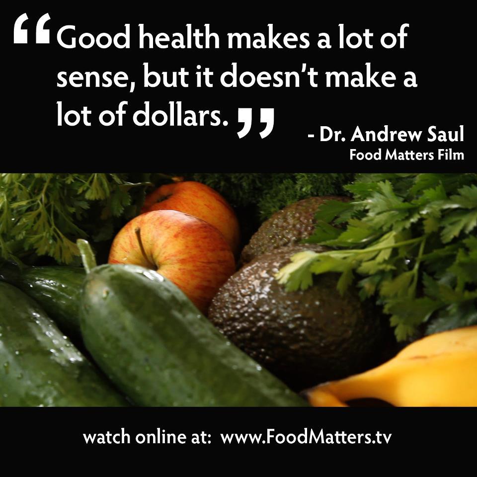Food Matters Tv Recipes