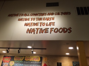 Native Foods 1