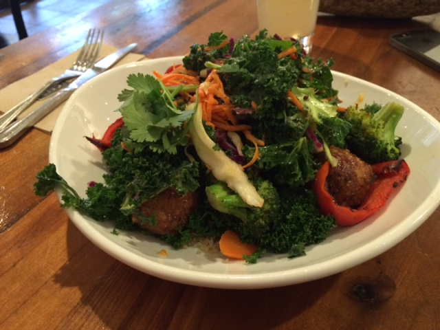Kale With Seaweed, Sesame And Ginger Recipes — Dishmaps