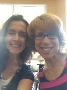 Bethany & me