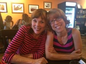 Linda & Bethany