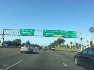 Sacramento Sign