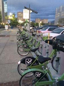 Green Bike I