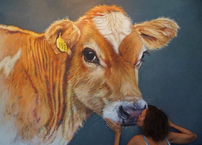 Kiss a Cow