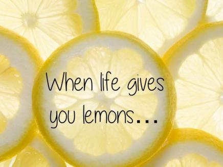 lemons : life